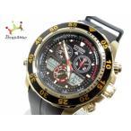 シチズン CITIZEN 腕時計 美品 プロマスター C660-S067634 メンズ 黒   スペシャル特価 20191004