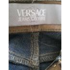ヴェルサーチジーンズ VERSACE JEANS COUTURE パンツ メンズ ライトブラウン ベロア   スペシャル特価 20191103