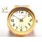 ツモリチサト 腕時計 - レディース ブレスレット/シェル文字盤 シェルアイボリー   スペシャル特価 20200218