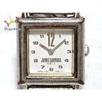 ジュンコシマダ JUNKO SHIMADA 腕時計 Y150-5H30 レディース アイボリー 新着 20200408
