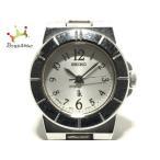セイコー SEIKO 腕時計 LUKIA(ルキア) 4N21-1130 レディース シルバー 新着 20200716