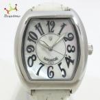ランカスター LANCASTER 腕時計 - 0242 訳あり レディース シェル文字盤 ホワイトシェル 新着 20210903
