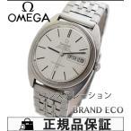 オメガ コンステレーション メンズ腕時計 中古 オートマティック シルバー文字盤/SS デイデイト