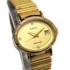送料無料 ラドー アンティーク オートマチック 腕時計 ゴールド シルバー 561 7969 2 ステンレス 中古