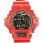 カシオ CASIO メンズ腕時計 G-SHOCK GB-6900 デジタル表示 レッド 中古B 242904