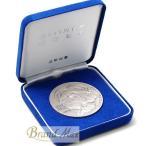 新500円貨幣発行記念/メダル/純銀/130g/平成12年【未使用品】【BrandMax】