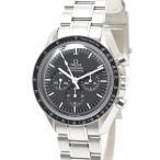 オメガ スピードマスター メンズ 時計 定番 黒 ブラック ステンレス 手巻 ビジネス 311.30.42.30.01.005 OMEGA 未使用展示品