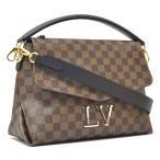 ルイヴィトン Louis Vuitton ボブール 2WAY ショルダーバッグ レディース ダミエ ノワール N40177 未使用展示品