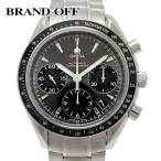 オメガ スピードマスター デイト メンズウォッチ 腕時計 グレー ステンレススチール(SS) 323.30.40.40.06.001 ランクB