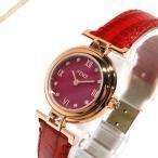 フェンディ FENDI レディース腕時計 MODA ダイヤモンド 23mm レッド F275277BD [在庫品]