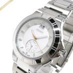 フェンディ FENDI メンズ腕時計 ハイスピード 43mm ホワイト×シルバー F478160
