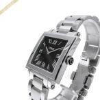フェンディ FENDI メンズ腕時計 Quadoro クアドロ スクエア ブラック×シルバー F606011000