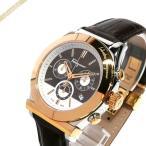 フェラガモ Ferragamo メンズ 腕時計 1898 40mm クロノグラフ ブラウン×ゴールド F78LCQ9595SB25 [在庫品]