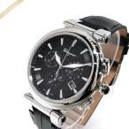 フェラガモ Ferragamo メンズ 腕時計 イディリオ クロノグラフ 42m ブラック×シルバー FCP010017