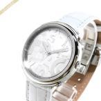 フェラガモ Ferragamo レディース腕時計 LOGOMANIA ロゴマニア 35mm ホワイト FFY010017 [在庫品]