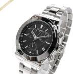 フェラガモ Ferragamo メンズ腕時計 Vega ベガ クロノグラフ 41mm ブラック×シルバー FH6010016 [在庫品]