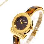 フェラガモ Ferragamo レディース 腕時計 ガンチーニ ブレスレット 25mm ブラウン×ゴールド FII020015 [在庫品]