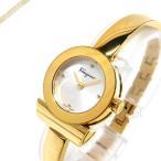 フェラガモ Ferragamo レディース 腕時計 Gancino ガンチーニ ブレスレット 23mm シルバー×ゴールド FQ5040013 [在庫品]