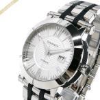 〈クーポン配布中〉ティファニー Tiffany メンズ腕時計 アトラス ジェント オートマチック 42mm シルバー×ブラック Z1000.70.12A21A00A