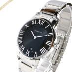 〈クーポン配布中〉ティファニー Tiffany メンズ腕時計 アトラス ドーム 37mm ブラック×シルバー Z1800.11.10A10A00A