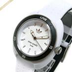 アディダス adidas メンズ・レディース 腕時計 アディダスオリジナルス スタンスミス 34mm ホワイト ADH3187 [在庫品]