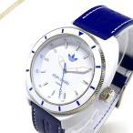 アディダス adidas メンズ 腕時計 アディダスオリジナルス スタンスミス アジア限定カラー 42mm ホワイト×ネイビー ADH9087 [在庫品]