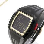 アディダス adidas メンズ・レディース腕時計 パフォーマンス デュラモ デジタル ブラック×ゴールド ADP6136