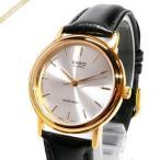 ショッピングカシオ カシオ CASIO メンズ・レディース 腕時計 チプカシ ベーシック 海外モデル 34mm シルバー×ブラック MTP-1095Q-7A [在庫品]