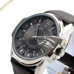 ディーゼル DIESEL メンズ腕時計 マスターチーフ メタリックグレー DZ1206 [在庫品]