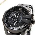 ディーゼル DIESEL メンズ腕時計 メガチーフ クロノグラフ Mega_Chief 52mm ブラック DZ4283 [在庫品]