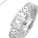 フェンディ FENDI レディース腕時計 CLASSICO TANK ホワイト×シルバー F114100101