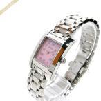 フェンディ FENDI レディース腕時計 クラシコ レクタングル ピンクパール×シルバー F705270J [在庫品]
