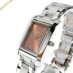 ショッピングフェンディ フェンディ FENDI レディース 腕時計 ループ レクタングル ブラウン系×シルバー F765370 [在庫品]