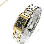 ショッピングフェンディ フェンディ FENDI レディース腕時計 ループ レクタングル ブラック×シルバー×ゴールド F776210 [在庫品]