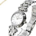 ショッピングフェンディ フェンディ FENDI レディース 腕時計 ZUCCA ズッカ 24mm ホワイトパール×シルバー F79240 [在庫品]