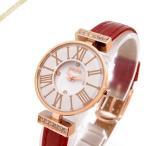 フォリフォリ 女性用 腕時計 革ベルト