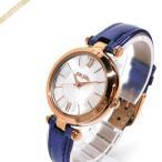 フォリフォリ Folli Follie レディース腕時計 レディー バブル 30mm シルバー×ブルー WF16R032SPS [在庫品]