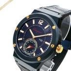 フェラガモ Ferragamo メンズ 腕時計 F-80 MOTION スマートウォッチ 44mm ネイビー FAZ010016