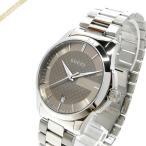 グッチ GUCCI メンズ 腕時計 Gタイムレス 38mm ブラウン×シルバー YA126445 [在庫品]