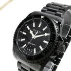 グッチ GUCCI メンズ腕時計 DIVE ダイヴ 45mm オールブラック YA136205 [在庫品]