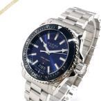 グッチ GUCCI メンズ メンズ腕時計 DIVE ダイヴ 40mm ブルー×シルバー YA136311 [在庫品]