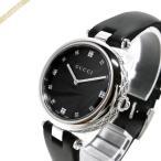 グッチ GUCCI レディース腕時計 ディアマンティッシマ ブラック YA141403 [在庫品]