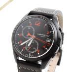 ハミルトン HAMILTON メンズ腕時計 カーキ パイロット パイオニア クロノグラフ 41mm ブラック×オレンジ H76582733 [在庫品]