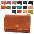 イルビゾンテ IL BISONTE 財布 メンズ 二つ折り財布 本革 レザー カードポケット付 各色 C0522 [在庫品]