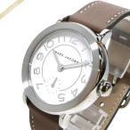 マークバイマークジェイコブス MARC BY MARC JACOBS レディース腕時計 ライリー 36mm ホワイト×モカブラウン MJ1468 [在庫品]