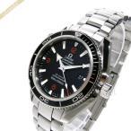 ショッピングオメガ オメガ OMEGA メンズ腕時計 シーマスター プラネット オーシャン コーアクシャル 自動巻き 42mm ブラック×シルバー 2201.51 [在庫品]