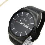 スカーゲン SKAGEN メンズ腕時計 Aktiv チタニウム 40mm ブラック SKW6006 [在庫品]