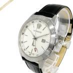 ヴェルサーチ VERSACE メンズ腕時計 UNIVERSE 43mm ホワイト×ブラック VEBK00918 [在庫品]
