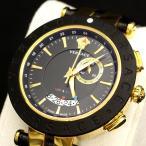 『USED』ヴェルサーチ 腕時計 ユニセックス ゴールド×ブラック