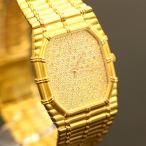 ショッピングused 【USED】オーデマピゲ C24265 K18 腕時計 ゴールド×ダイヤモンド メンズ/約17.5〜18cm 無垢 手巻き式/2針